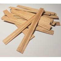 Усиленный потрескивающий деревянный фитиль ,02