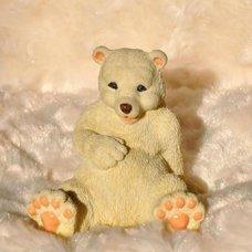 """Форма силиконовая """"Белый медведь Умка"""""""