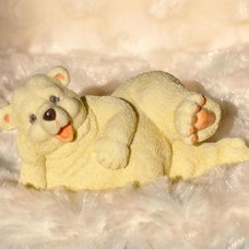 """Форма силиконовая """"Белый медведь Миша"""""""